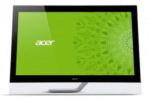 Acer показала сенсорные мониторы T232HL и T272HL