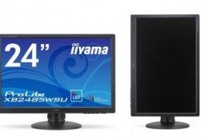 iiyama показала 24-дюймовый дисплей XB2485WSU