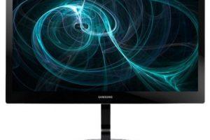 В продаже появился монитор Samsung Series 9