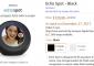 Запасы Amazon Echo Spot закончились в первый день старта поставок»