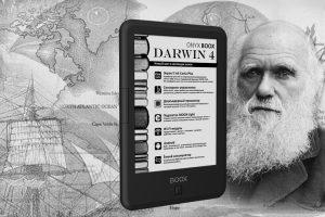 Ридер Onyx Boox Darwin 4 наделён сенсорным управлением и подсветкой Moon Light»