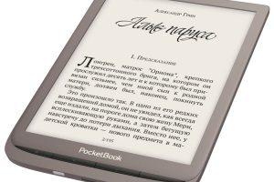 PocketBook 740 — новый флагманский ридер с 7,8-дюймовым экраном»