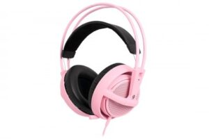 SteelSeries и The Breast Cancer Research Foundation представляет розовую версию гарнитуры Siberia v2 Pink Edition